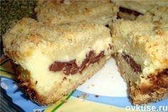 Умопомрачительно вкусный творожный пирог
