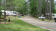 Stow A Way Marina and RV Park | Willis, Texas. This looks like Whispering Pines, it is very close to it.