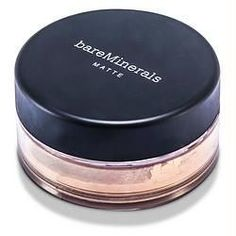 Bare Escentuals Bareminerals Matte Foundation Broad Spectrum Spf15 - Fairly Light 03 --6g-0.21oz By Bare Escentuals
