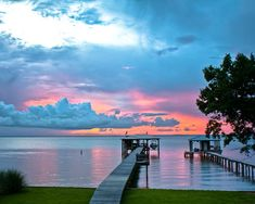 Fairhope Alabama....my home!! Spent many nights sitting on the pier watching the sun go down!!