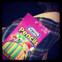 My favourite candy.