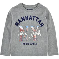 Cotton jersey T-shirt - 145820