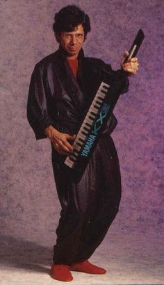 Chick Corea keytar magic