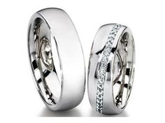 Check out this stunning Furrer Jacot Men's Band with diamond accents, available in your choice of metals!!