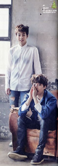 141222 EXO – 2015 оны Season Greeting буюу Календарны скан зурагнууд   EXO Моngolian 1st Fan Blog