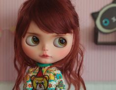 Eyechips for Blythe dolls by Donna No.RB-21