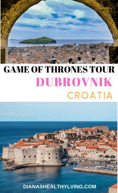 Are you a Game of Thrones fan? You are going to love this Dubrovnik Game of Thrones Tour. Dubrovnik is affectionately known as the Pearl of the Adriatic. It is an enchanting city on the Game Of Thrones Croatia, Game Of Thrones Dubrovnik, Croatia Travel Guide, Europe Travel Guide, Italy Travel, Hawaii Travel, Thailand Travel, Bangkok Thailand, Game Of Thrones Locations