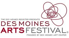 The 2014 Des Moines Arts Festival®, presented by Register Media, will be June 27-29 in downtown Des Moines' Western Gateway Park.