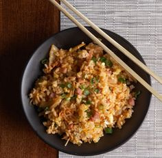 Kimchi Fried Rice - Fine Cooking Recipes, Techniques and Tips