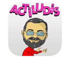 Actiludis: Pàgina amb activitats i propostes de totes les àrees