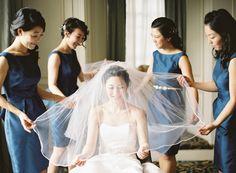 Photography: Judy Pak - www.judypak.com  Read More: http://www.stylemepretty.com/2014/06/09/traditional-hudson-valley-wedding/