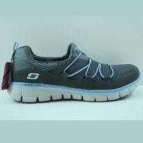 Scarpe Donna · Skechers Memory Foam Grigie 06a9e66c8cf