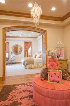 Moore Residence - mediterranean - bedroom - las vegas - Pinnacle Architectural Studio