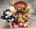 Sports Themed Gift Baskets - All Star Sports Gifts Box.