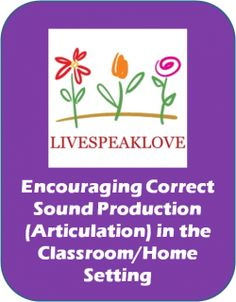 Happy Better Hearing and Speech Month! - GREAT printables for your parents!!!  Awesome!