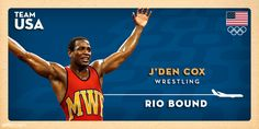 J'den Cox Strikes Gold At Olympic Qualifying Tournament To Earn Trip To First Olympics