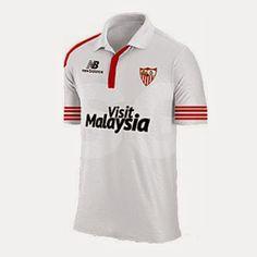 Nuevas camisetas de futbol 2014 2015 2016: Nuevas camisetas del Sevilla para la temporada 2015 - 2016???