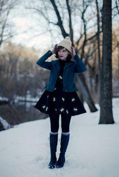 Favorite Winter Looks Of 2013