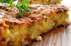 Greek Recipes, Keto Recipes, Party Recipes, Cetogenic Diet, The Kitchen Food Network, Food Network Recipes, Lasagna, Quiche, Feta