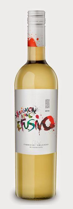 Sauvignon Blanc Efusivo - Fabricio Orlando