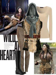 """""""Snow White - Once Upon a Time"""" by prettylittlelove ❤ liked on Polyvore"""