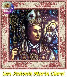 Leamos la BIBLIA: San Antonio María Claret