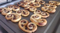 #GBBO bloghop: Oh-so-simple puff pastry swirls from Slummy Single Mummy