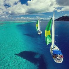 sailing #tahiti #travel #fun #ocean #summer
