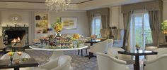 Experience The Ritz-Carlton Club® Lounge, a hotel within a hotel that takes the guest experience to new heights.