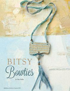 Gratuit Article Télécharger: Bitsy Bowties par Toni Pullen | Somerset Place The Official Blog of Stampington  Company