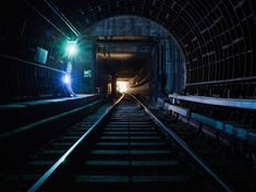 Worldwide Subway Tunnels in Photographs  German photographer Timo Stammberger catches in his collection entitled Underground Landscapes tunnels where all subways around the World circulate. He captures underground environnements of the cities like Berlin New York Hamburg Lisbon Budapest Stockholm Prague or Philadelphia. A worldwide travel under the most famous cities. This project reminds the work of the Russian photographer David Burdeny who photographed the beauty of the subway stations in…