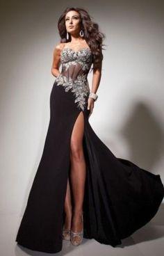 398e62aa094f3 Black Chiffon Bridesmaid Dress Long Prom Formal Evening Wedding Dresses  Custom Homecoming Dresses
