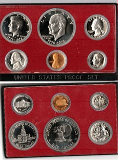 in Coins & Paper Money, Coins: US, Proof Sets