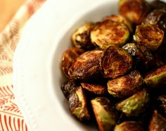 Crispy Roasted Brussels Sprouts - 2 Points Plus per serving