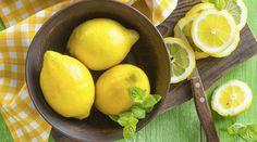 Il limone in cucina, che profumo!