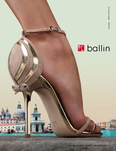 #Ballin #Shoes Collection S/S #2013 #adv #Venice
