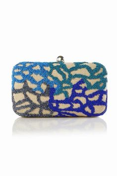 Wimbledon chic: We adore this gorgeous evening clutch bag!