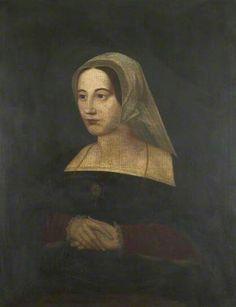 Queen Katherine Parr.
