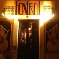 Bar e Pub Inglês em Lisboa - FOXTROT