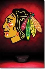 2nd round playoffs. Nothing better than Chicago sports! Go Hawks!!!!