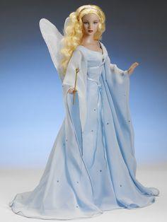 disney doll, The Blue Fairy - Pinocchio Collection - Tonner Doll Company Pinocchio, Pretty Dolls, Beautiful Dolls, Matisse, Enchanted Doll, Princesa Disney, Blue Fairy, Poppy Parker, Disney Dolls