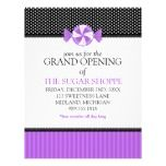Shop Candy Shop Grand Opening Announcement Flyers created by thesugarshoppe. Custom Flyers, Smoke Shops, Candy Shop, Grand Opening, Flyer Template, Announcement, Make It Yourself, Templates, Paper