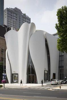 Christian Dior Flagship in Seoul, Seoul, 2015 - Atelier Christian de Portzamparc