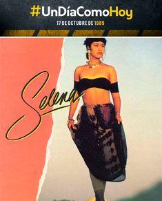 Selena - Selena - 17 de octubre de 1989 Skylar Grey, Selena Quintanilla Perez, Slim Shady, Mariah Carey, Eminem, Mtv, Rihanna, Hip Hop, Selena Selena