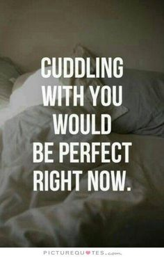 #cuddle #quotes #perfect #camillelavie