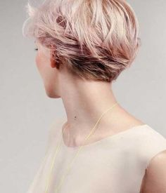 Chopped Pixie Back View                                                       …