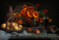 Абрикосовая сладость лета. Автор: Eleonora Grigorjeva