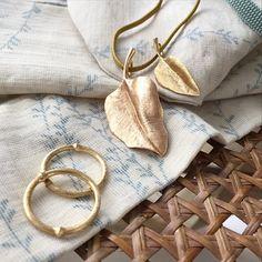 @charlottelynggaard_dk Charlotte, Little Things, Jewlery, Hoop Earrings, Jewelry Designer, Ring Ring, Photo And Video, Hui, Danish