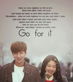 Kim Tan and Cha Eun Sang ♡ #Kdrama // The #HEIRS
