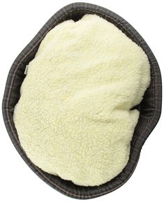 Snoozer Sheeper Hugger Pet Bed, Large With Cream Fur -- You can find out more details at the link of the image.